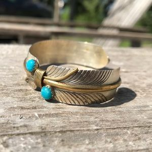 Jewelry - Vintage Native American bracelet